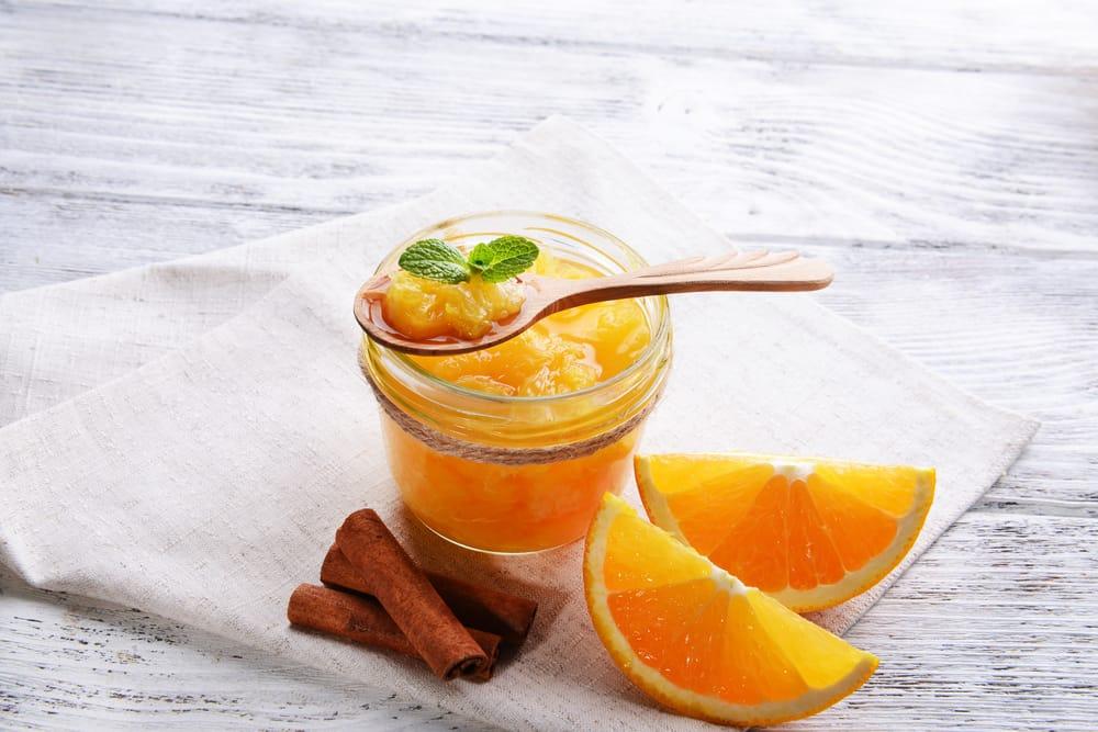 ricetta marmellata di arance