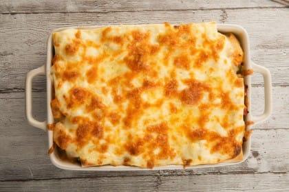 ricetta lasagne con i funghi