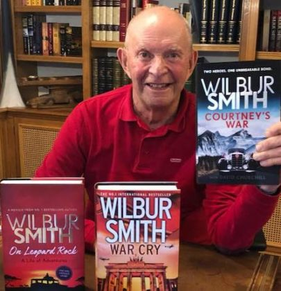 Sono diventato scrittore grazie alle storie lette da mia madre (Wilbur Smith)