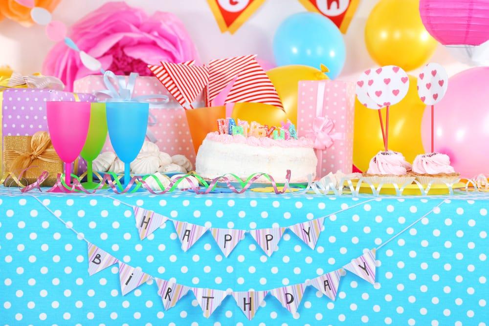 Decorazioni Festa Compleanno Bambini Fai Da Te Non Sprecare