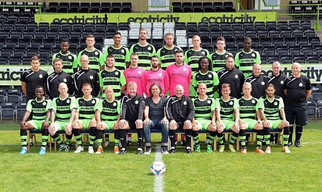 In Inghilterra c'è una squadra di calcio 100% vegan, i Forest Green Rovers di Nailsworth