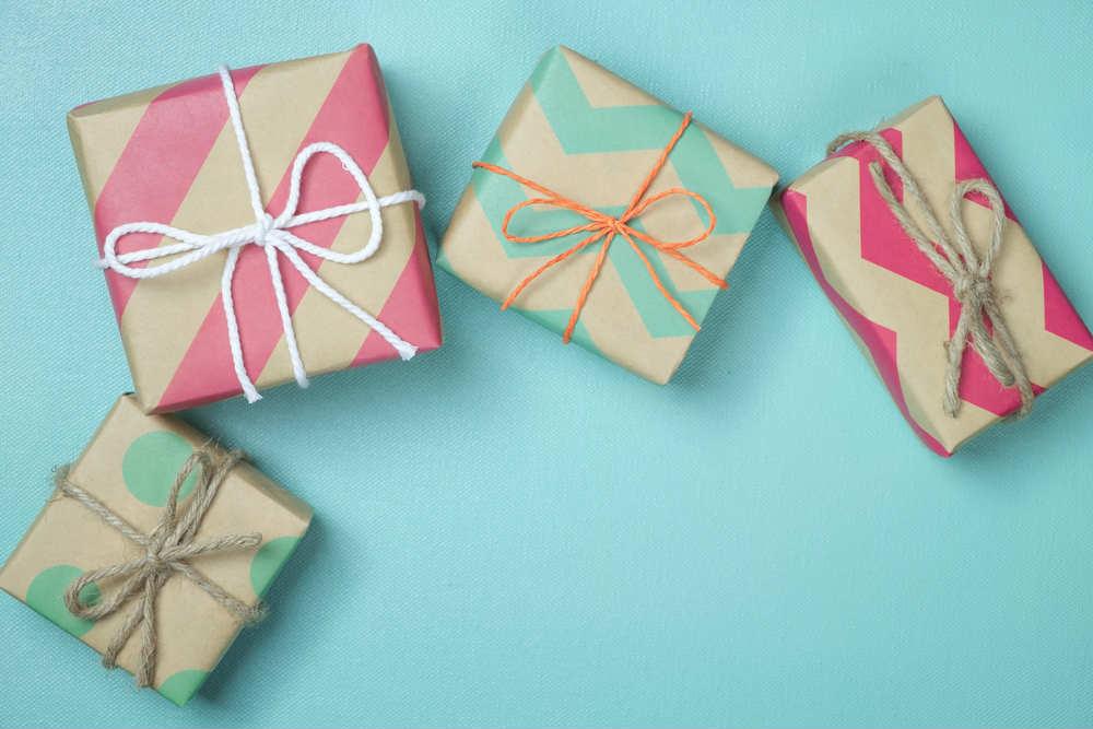 come incartare i regali in modo originale