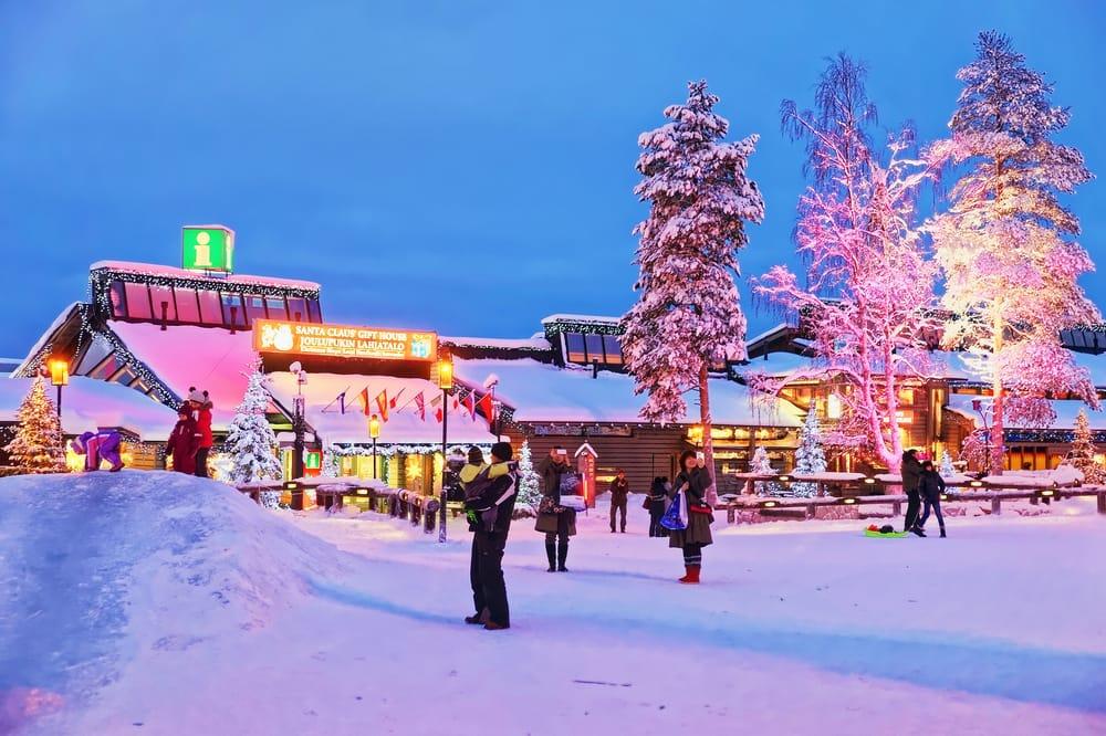 dove andare in vacanza a Natale