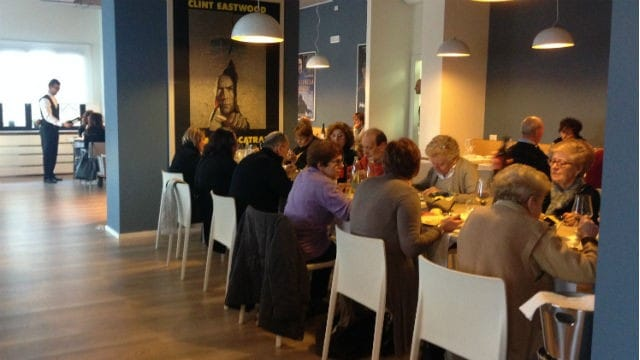 Il ristorante InGalera all'interno del Carcere di Bollate a Milano
