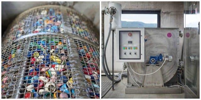 depuratore-ecosostenibile-eco-sistemi-trentino-riciclo-tappi-plastica