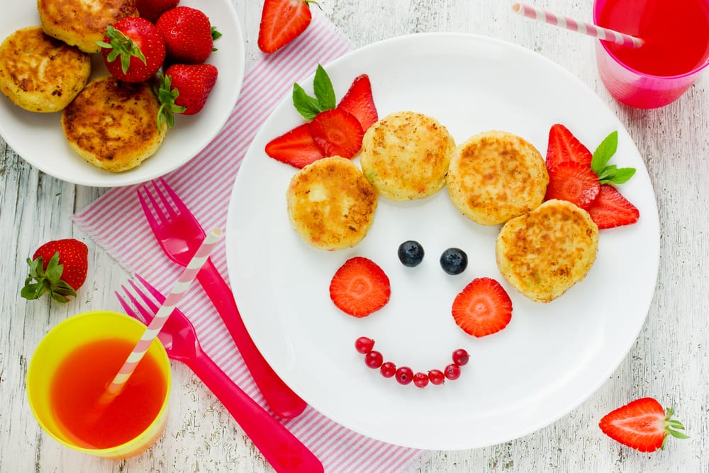 ricette vegetariane per bambini