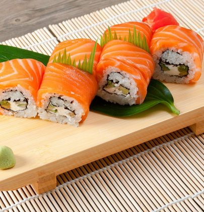 Sushi, mangiatelo in sicurezza dopo avere abbattuto il pesce a meno 20