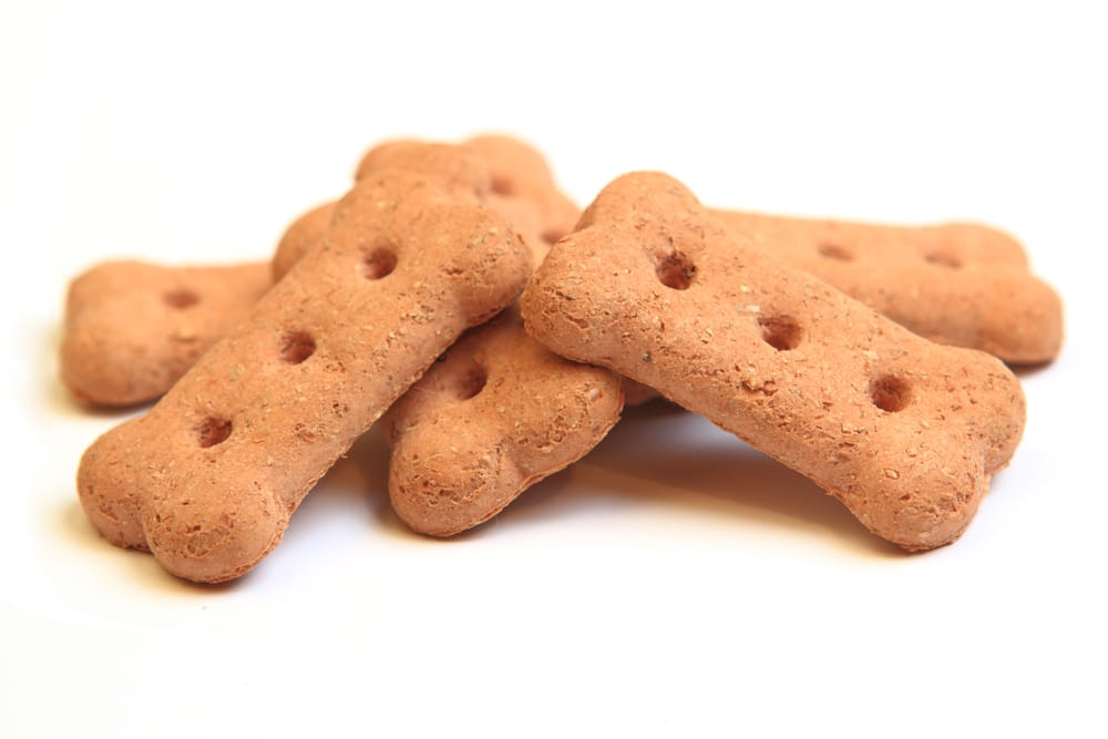 ricetta biscotti per cani