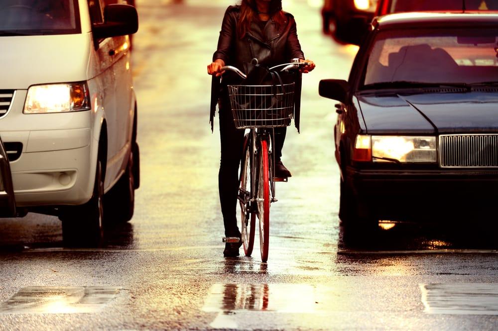 Strade italiane pericolose per i ciclisti