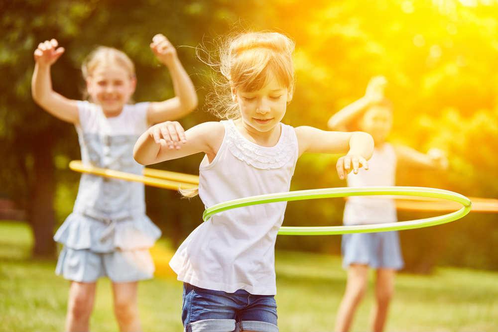giochi estivi per bambini piccoli