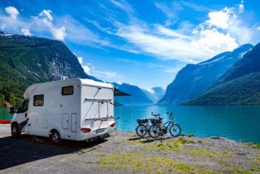 come organizzare una vacanza in camper