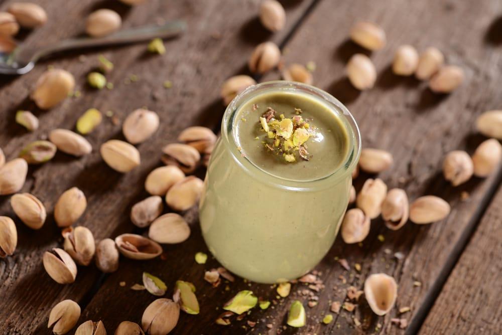 ricetta crema al pistacchio