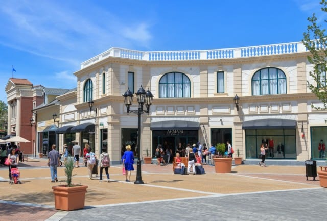 OUTLET IN ITALIA 1