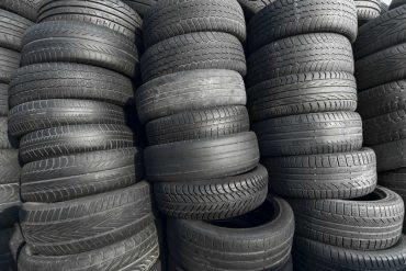 vantaggi riciclo pneumatici