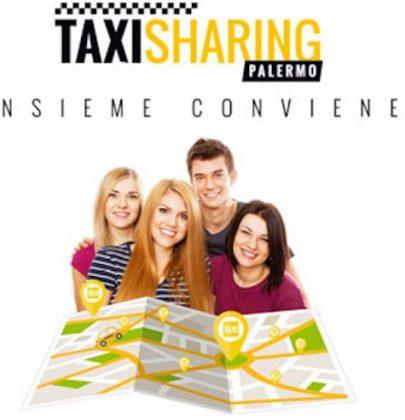 Taxi sharing, a Palermo le corse da e per l'aeroporto costano l'80 per cento in meno