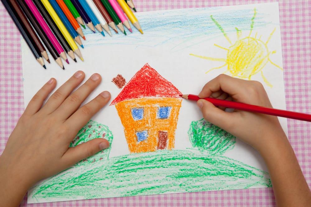 come capire i disegni dei bambini
