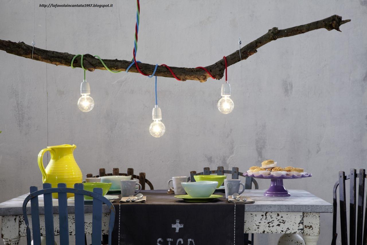 Lampadari Con Bottiglie Di Vetro lampada da tavolo fai da te - non sprecare