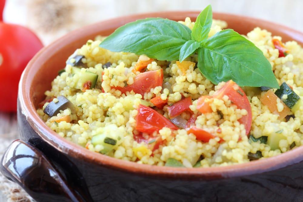 ricetta cous cous con zucca