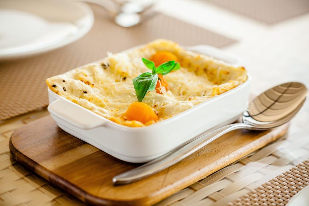 ricetta lasagne con zucca
