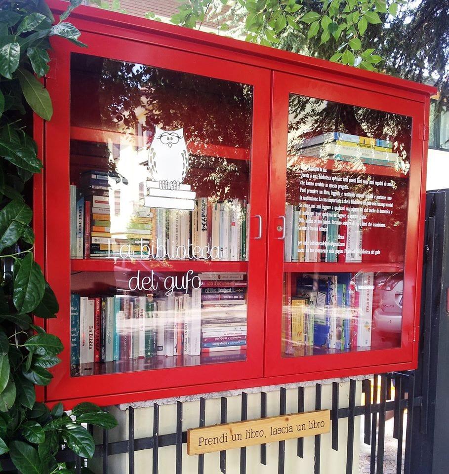 biblioteca diffusa