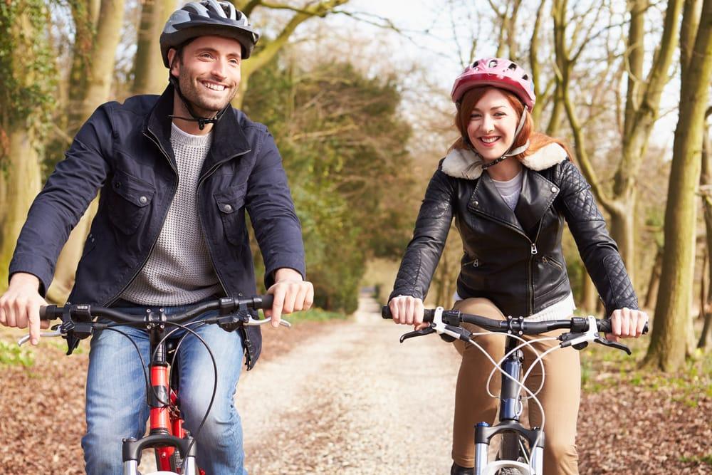 Come si usa la bici in inverno