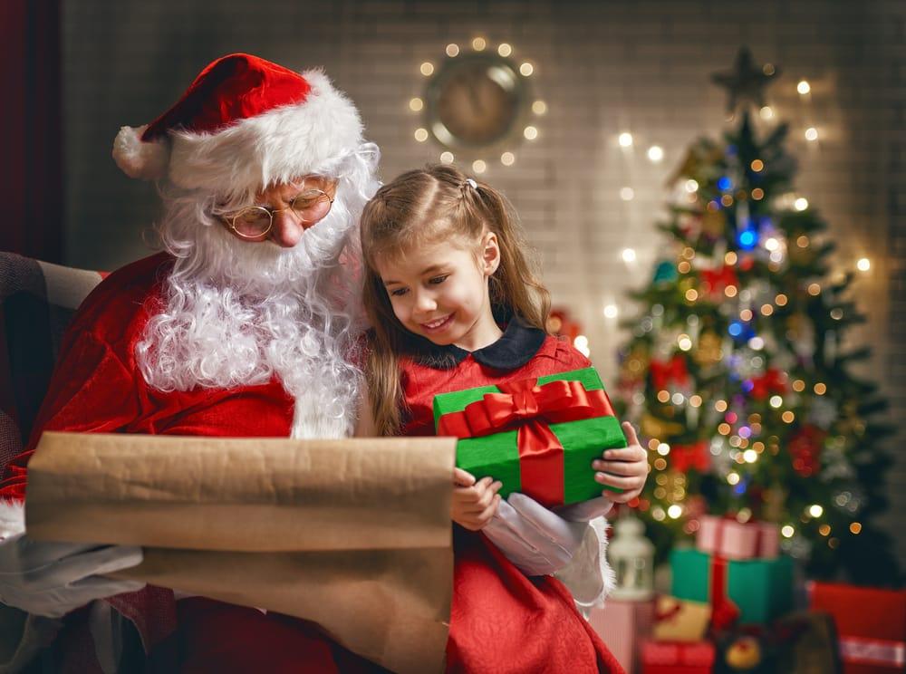 Storia Babbo Natale Bambini.Importanza Babbo Natale Per I Bambini Non Sprecare