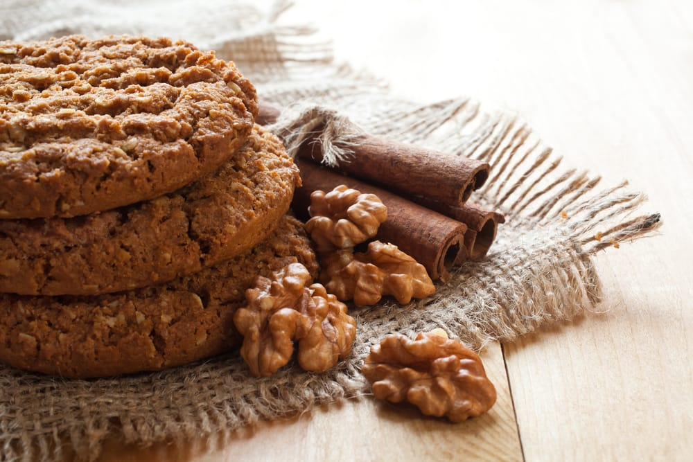 recipe biscuits with walnuts