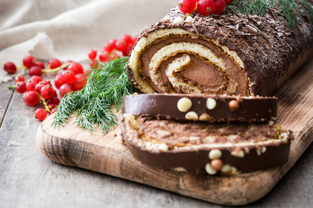 Tronchetto Di Natale Con Pandoro.Ricetta Tronchetto Di Natale Non Sprecare