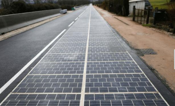 strada solare
