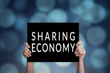 sharing economy in Italia