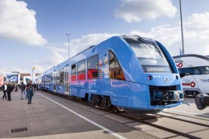 treno a idrogeno germania