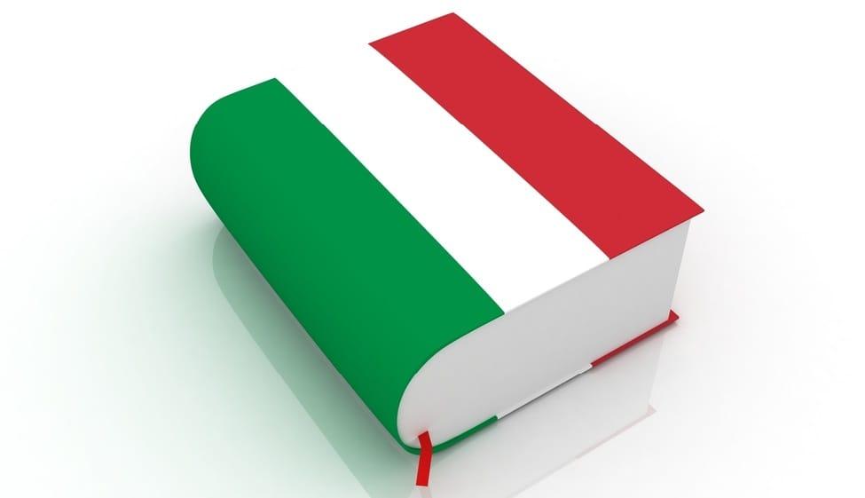 come salvare l'italiano