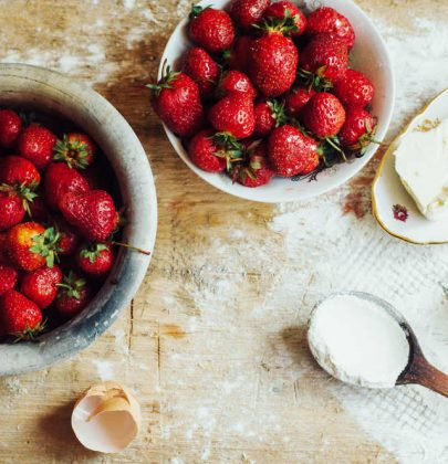 Ricette con le fragole: una raccolta di preparazioni dolci e salate, ricche di gusto