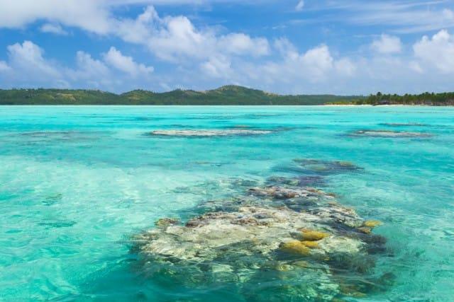 Parchi marini più belli del mondo - Isole Cook