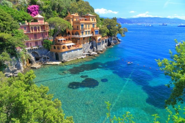 Parchi marini più belli del mondo - Portofino