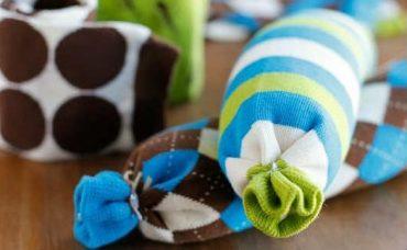 come riciclare le calze di lana