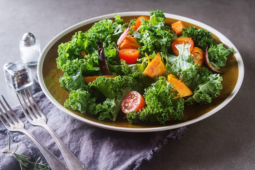 ricetta insalata di cavolo riccio