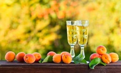ricetta liquore di albicocche