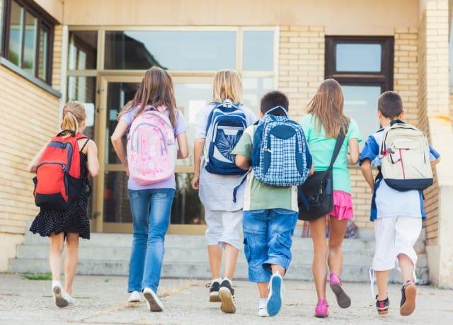 scuole a rischio