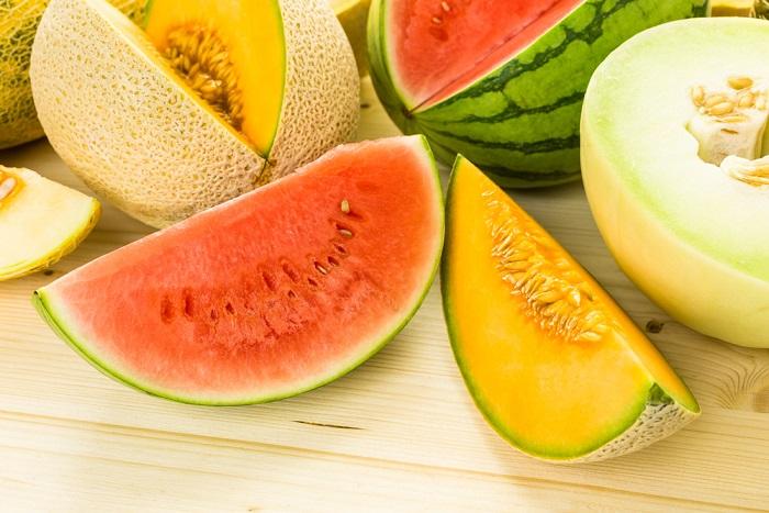come scegliere anguria e melone