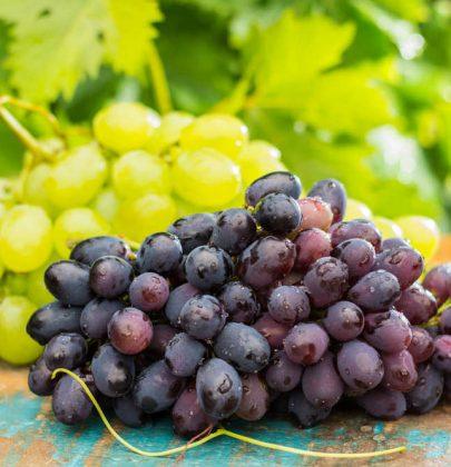 L'uva è la migliore medicina naturale per la pelle. Contro la cellulite, aiuta l'idratazione cutanea