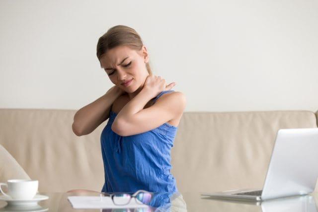 proteggere la colonna vertebrale