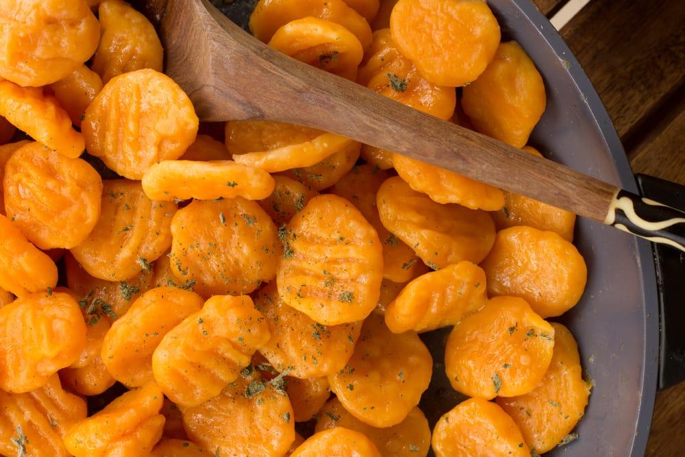 ricetta gnocchi di carote e patate