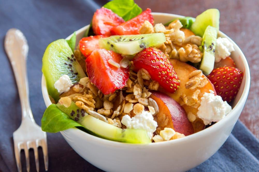 ricetta insalata di frutta