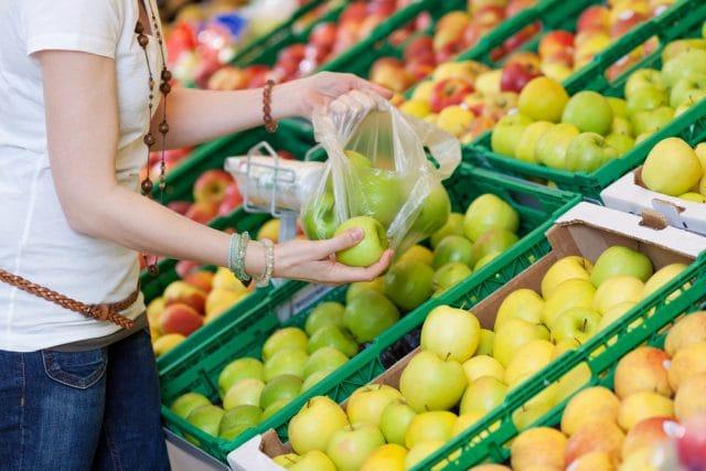 tassa sacchetti biodegradabili