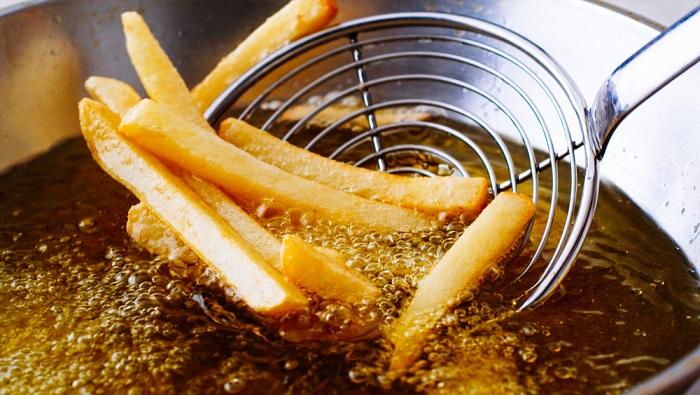 riciclo olio cucina
