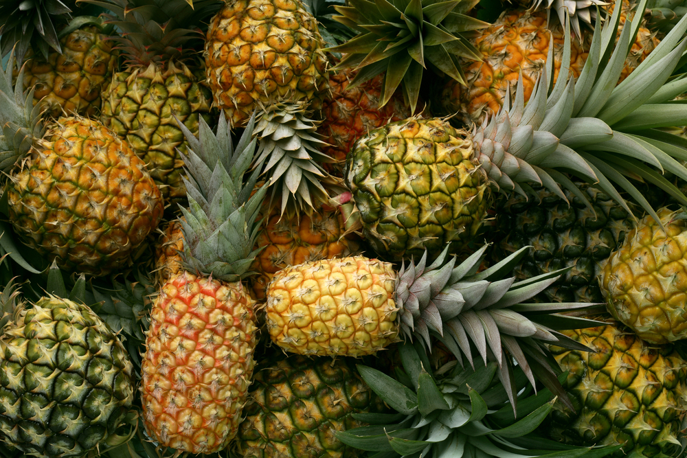 proprietà e benefici dell'ananas