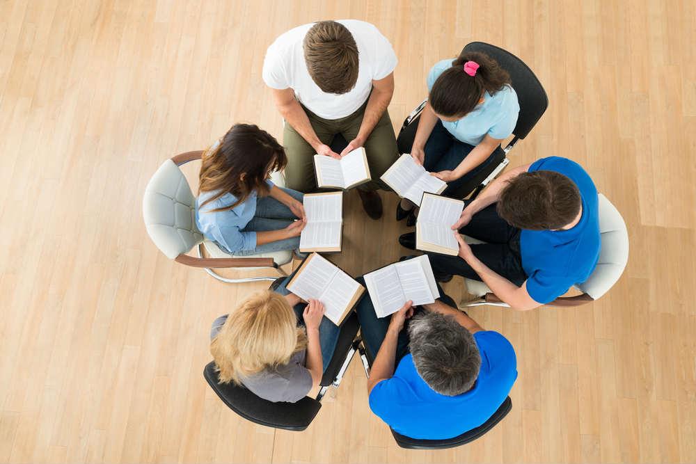come organizzare un gruppo di lettura