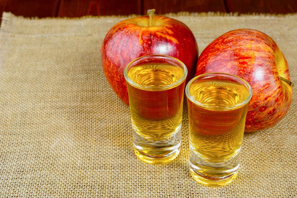 ricetta liquore di mele