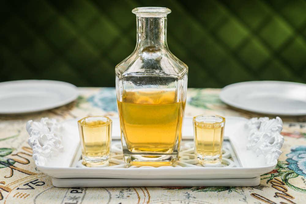 ricetta liquore di melissa